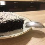 Mocno czekoladowe brownie z batatów