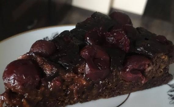 brownie z batatów - idealne!