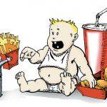 Otyłość wśród dzieci