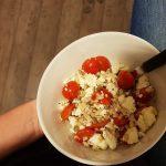 Mix kasz z pomidorkami