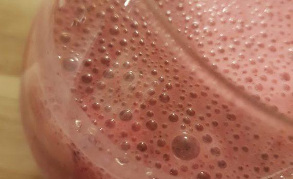 Koktajl w jadłospisie