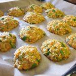 Warzywne kotleciki z soczewicą