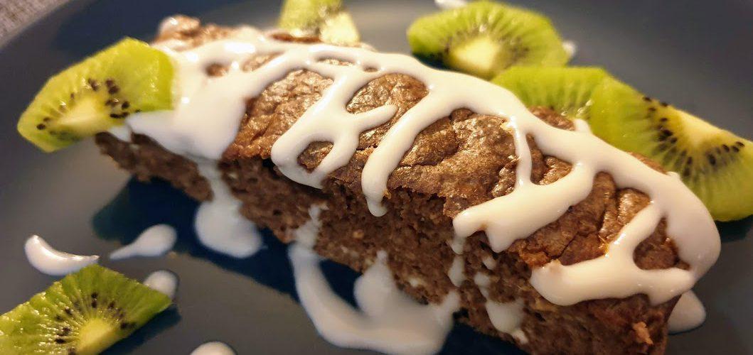 ciasto twarogowo-kakaowe