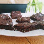 Brownie z buraka - czyli zdrowe i czekoladowe ciasto