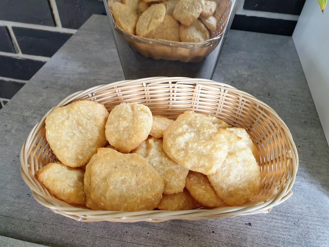 zdrowe ciasteczka cytrynowo-kokosowe