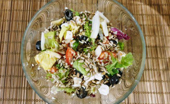 salatka z kasza bulgur