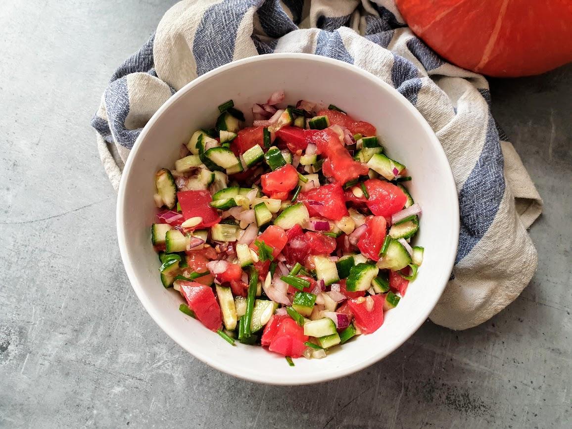 salsa warzywna