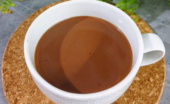 gorąca czekolada - bogactwo polifenoli