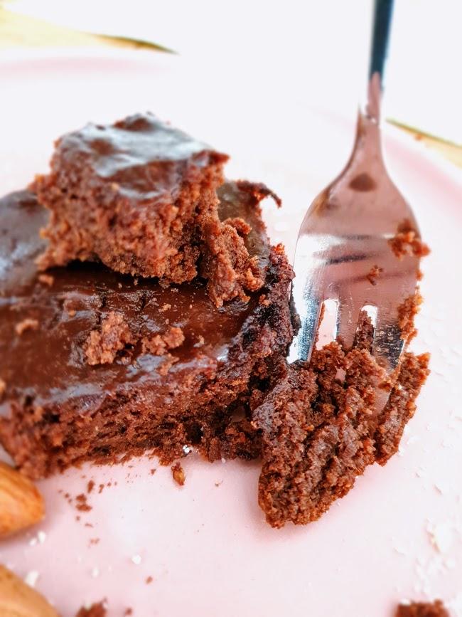 brownie z buraka