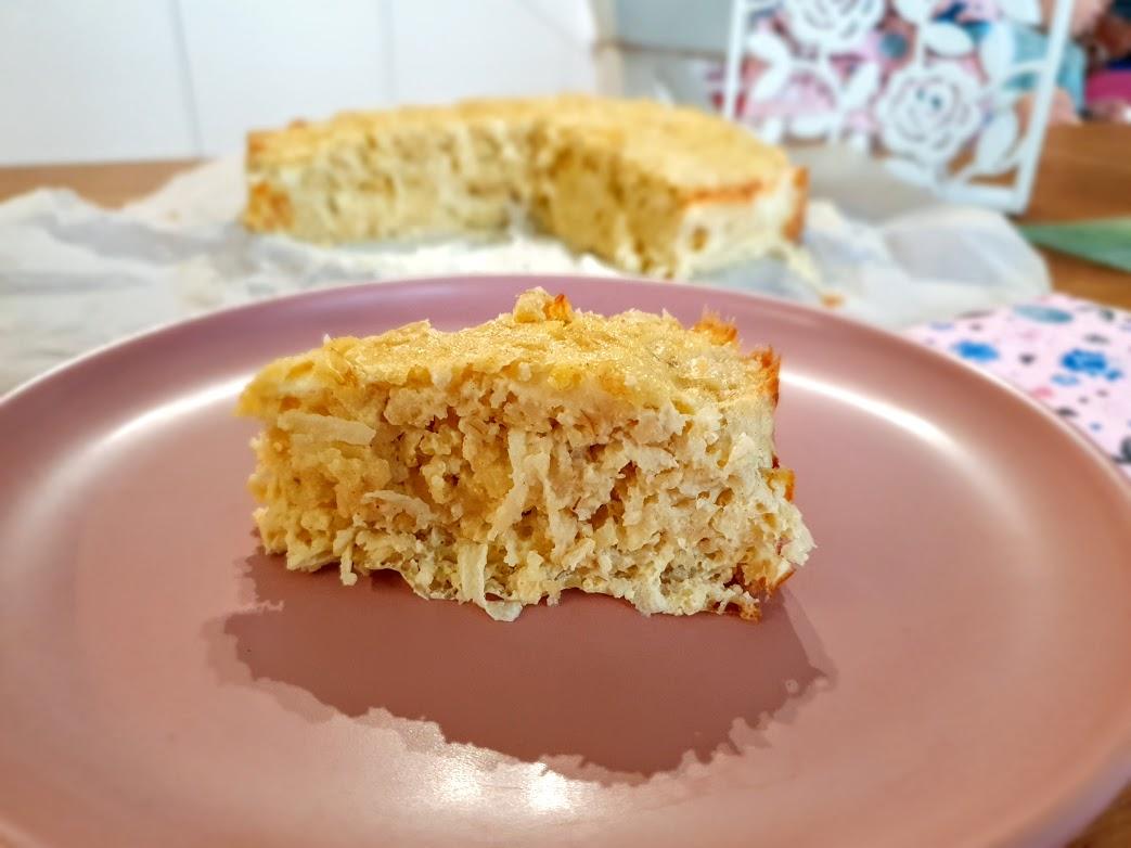 proste ciasto gruszkowe