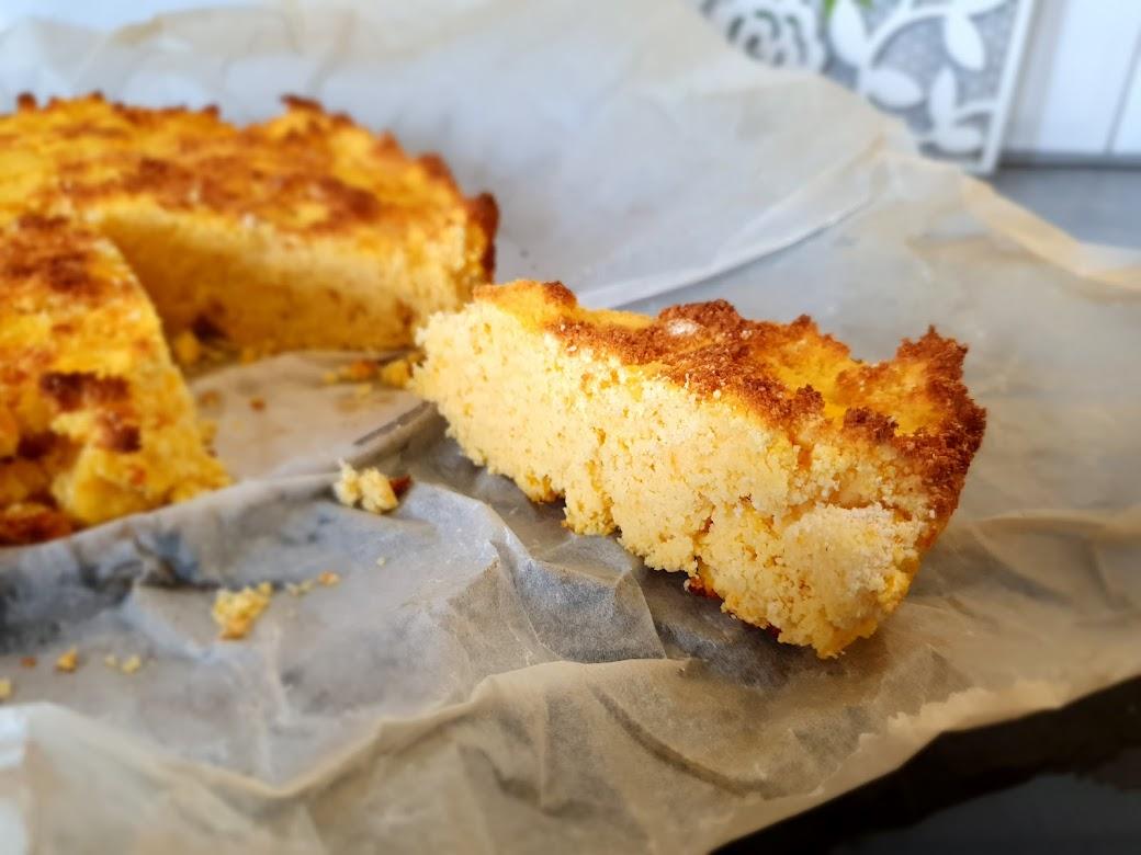 Ciasto mandarynkowo-kokosowe